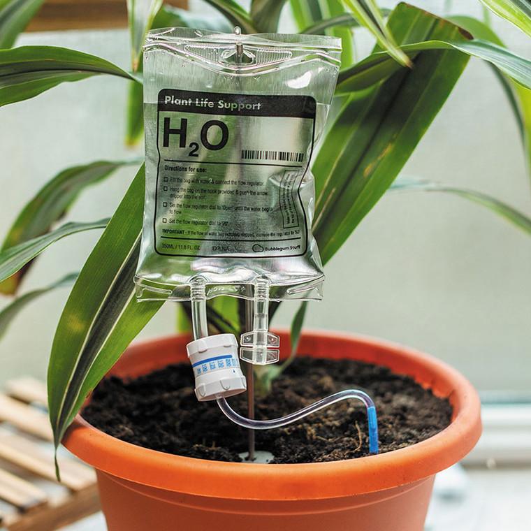 Plant Life Support - H2O IV Drip Bag