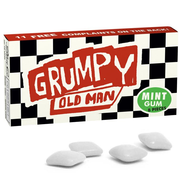 Blue Q Grumpy Old Man Gum