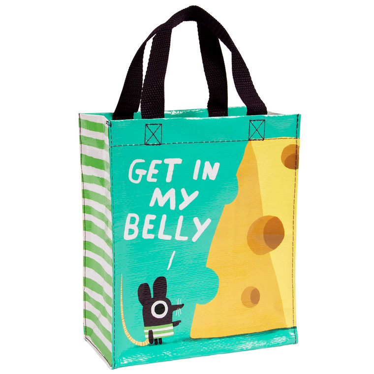 Get In My Belly Handy Tote