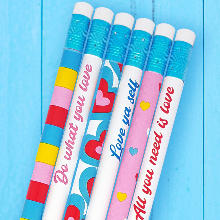 Snifty Love Is All You Need Pencil Set