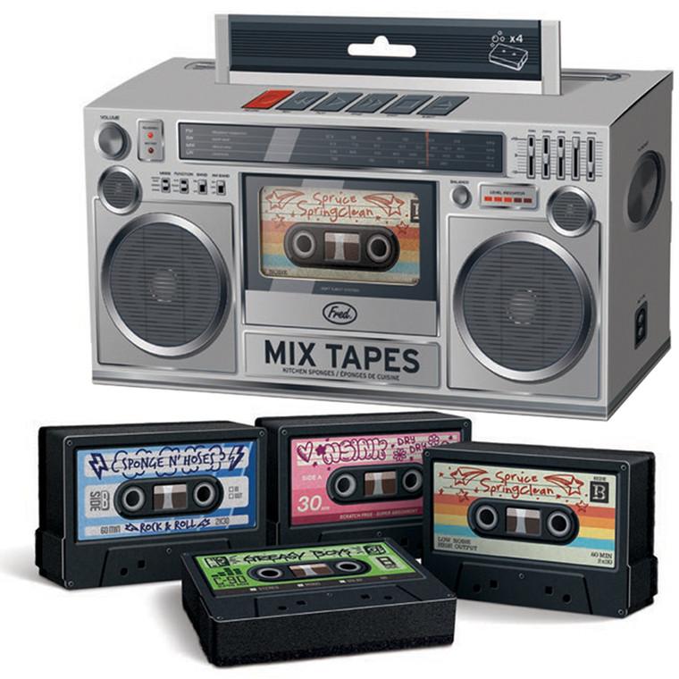 Mix Tapes Sponges
