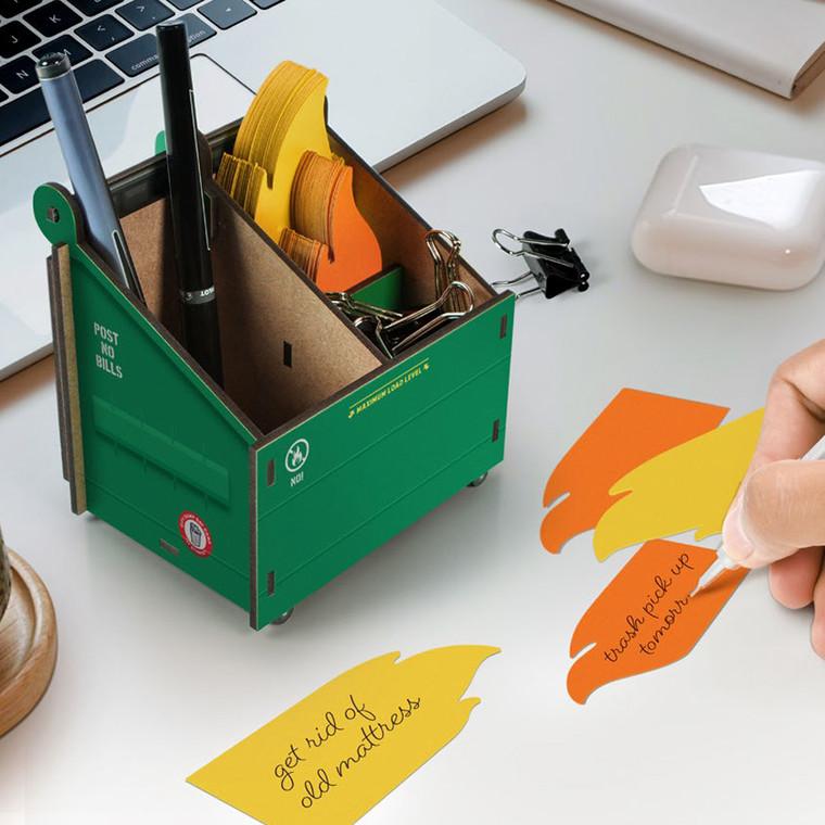 Desk Dumpster Pencil Holder by Fred