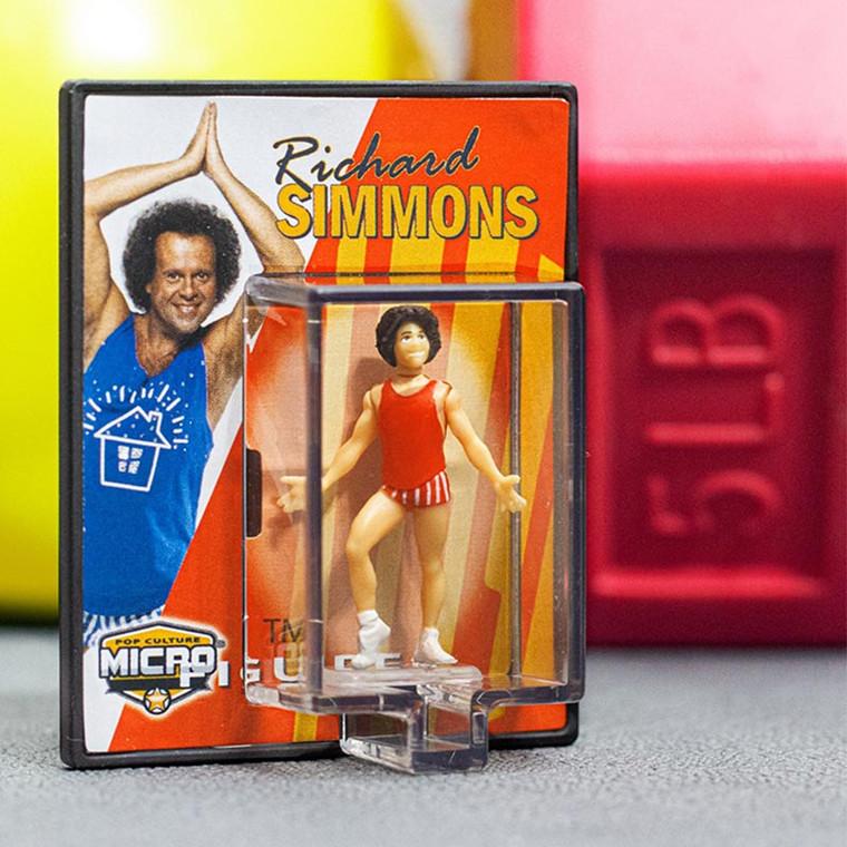Richard Simmons Super Impulse Micro Figure
