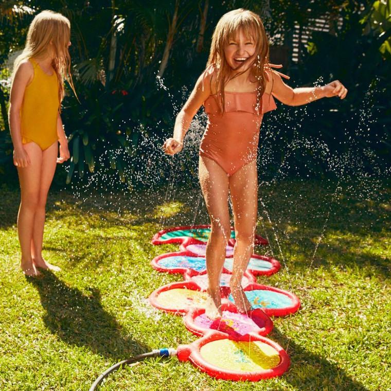 Backyard Hopscotch Kid's Water Sprinkler
