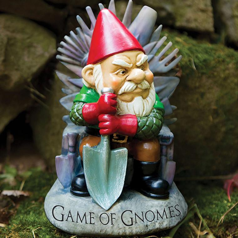 Funny Yard Gnome - The Game of Gnomes Garden Gnome