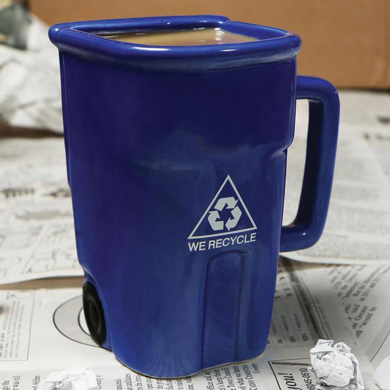 Recycle Bin Coffee Mug by BigMouth
