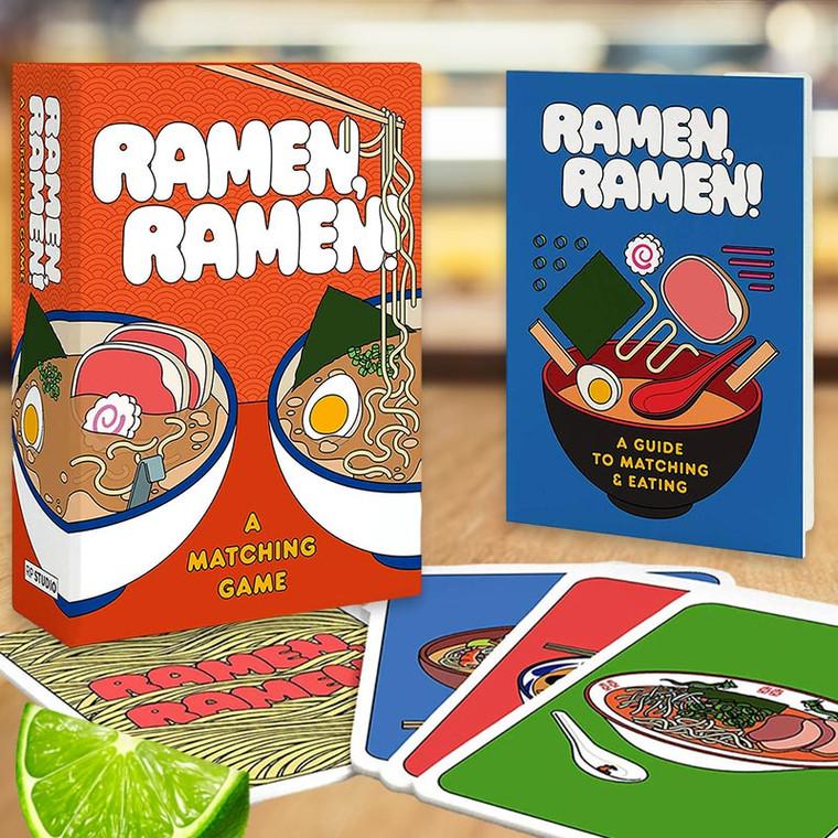 Ramen, Ramen! Memory Game
