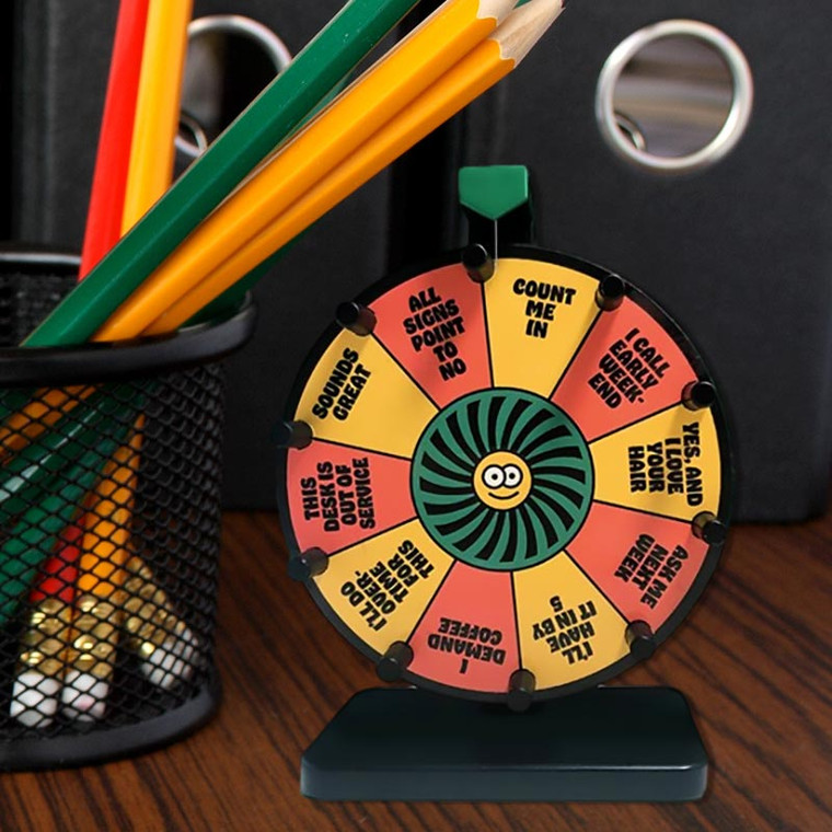 Cube Goodies: The Office Answer Wheel