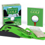 Desktop Golf Mini Book Set