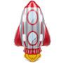 Rocket Ship Snow Tube