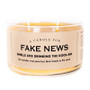 Candle for Fake News