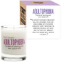 Phobia - Adultophobia  Candle