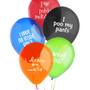 Kid Shaming Little Jerk Balloons