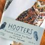Hooters Dirty Pun Owl Dish Towel