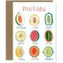 Melons Dirty Pun Greeting Card