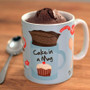 Hw To Make A Cake In A Mug by Ginger Fox