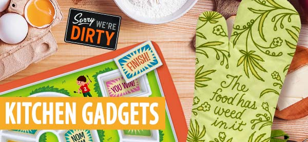 The BEST gifts for kitchen gadgets and cooking lovers!