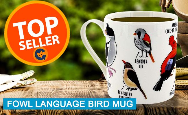 Fowl Language Bird Mug Coupon