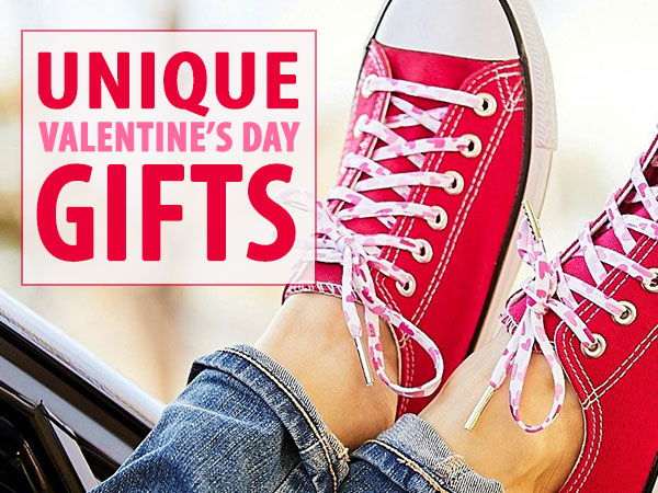 Unique + Creative Valentine's Day Gifts