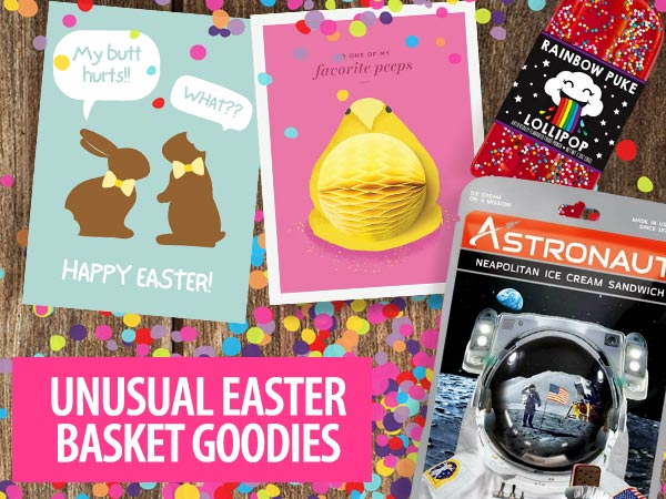 Easter Basket Gifts for kids of all ages!