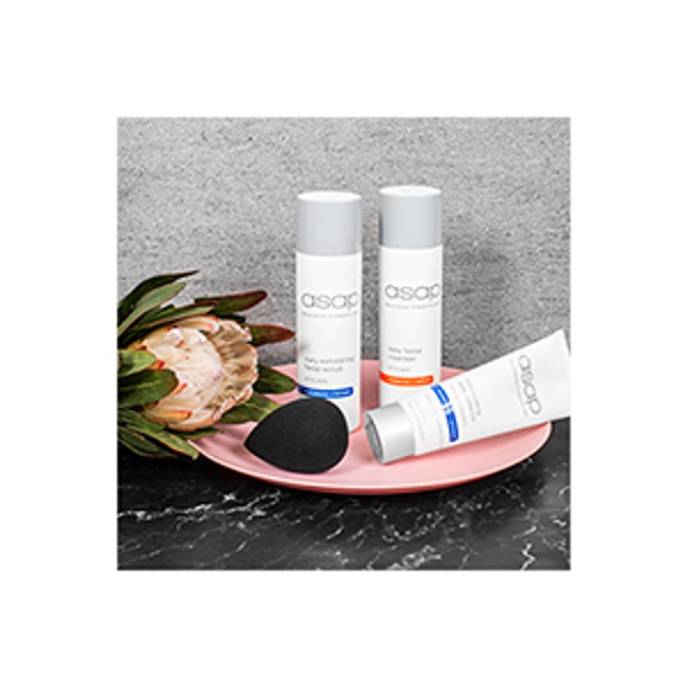 ASAP Triple Treat Pack 3 simple steps to beautiful skin