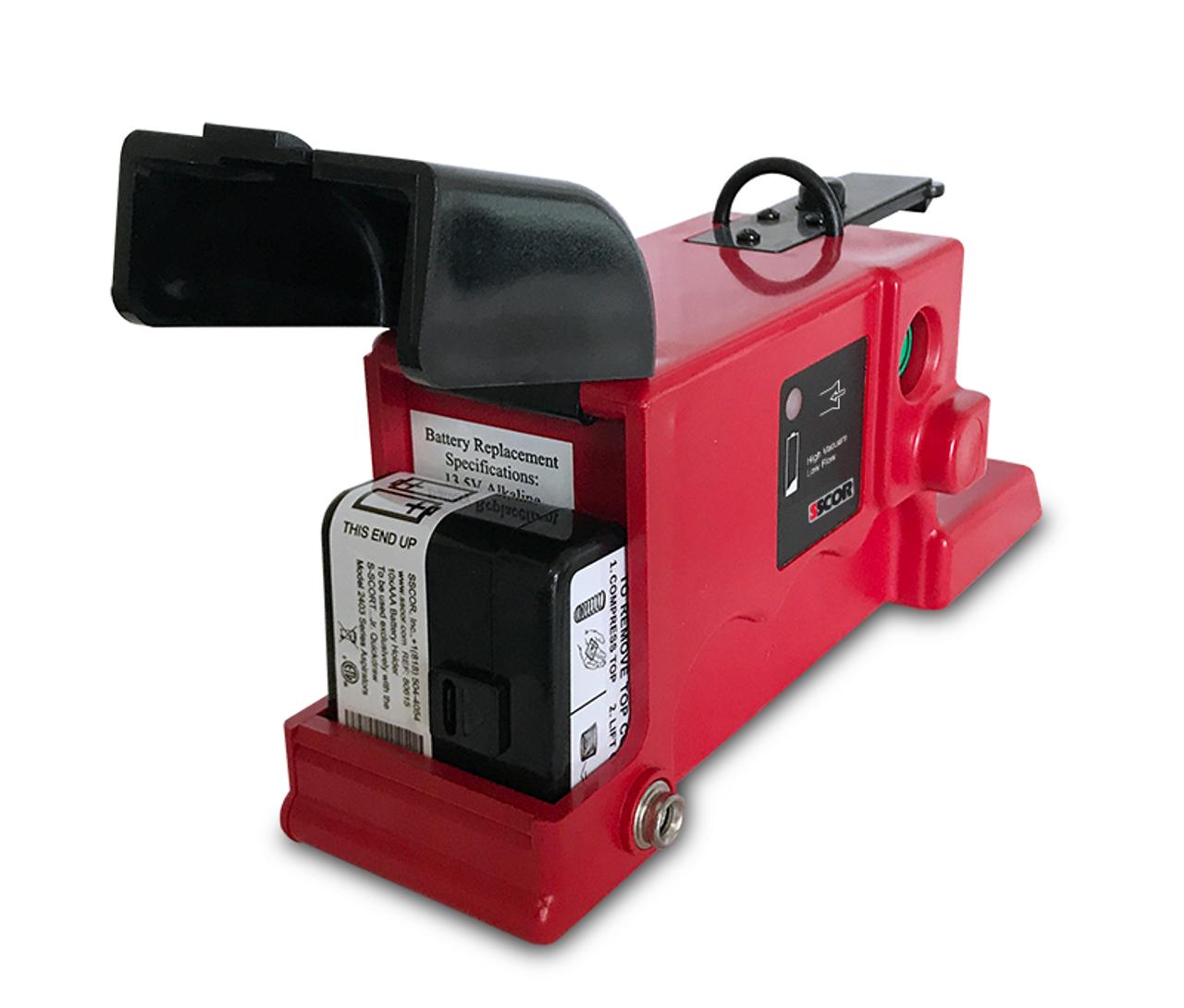 SSCOR Quickdraw® Alkaline Battery Powered
