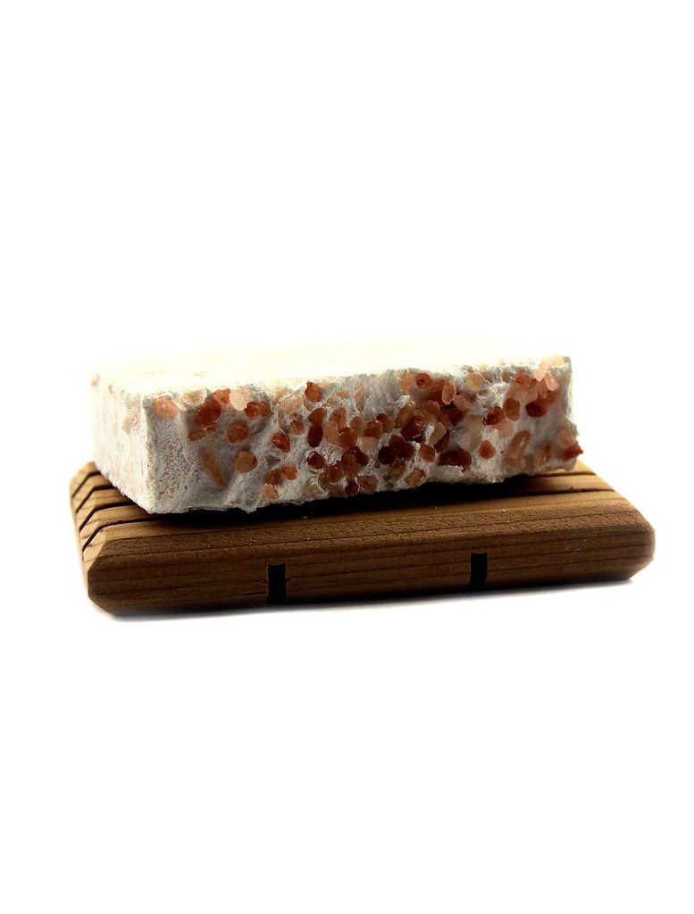 Natural White Cedar Soap Deck