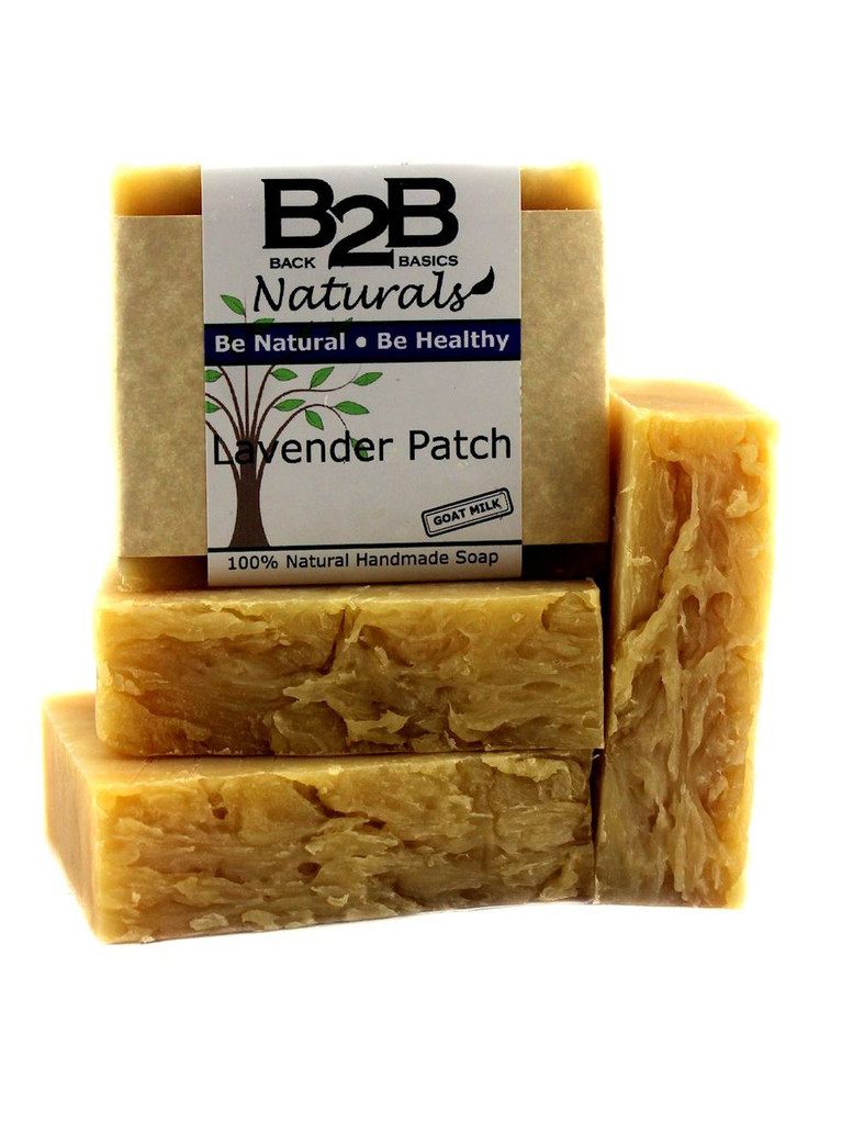 Olive Oil and a generous amount of Shea Butter make this a very moisturizing body bar. Fresh goat milk gives this soap a smooth, creamy lather to soothe and condition. The fragrance is rich and deep and is perfect for both men and women. Scented with all-natural essential oils.