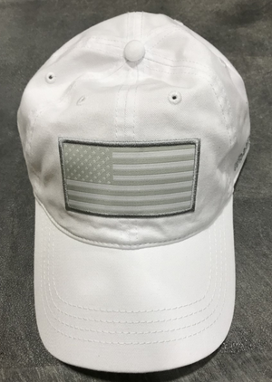 Flag Cap with Woodloch Side Embroidery