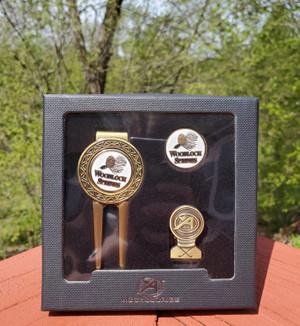 Woodloch Springs Golf Gift Box
