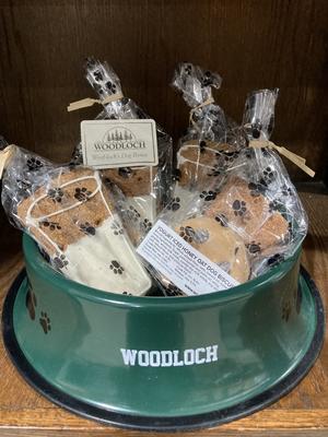 Woodloch Metal Pet Bowl