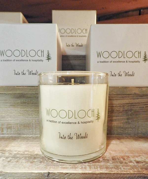 Woodloch 12 oz. Into the Woods Soy Candle