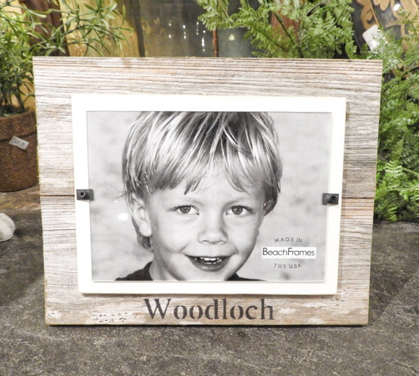 5x7 Reclaimed Wood Picture Frame