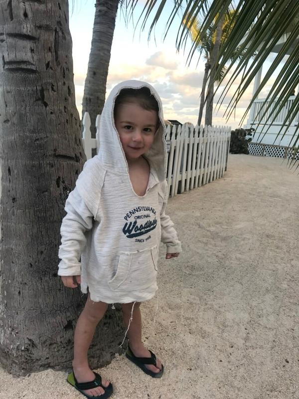 Baja Youth Sweatshirt