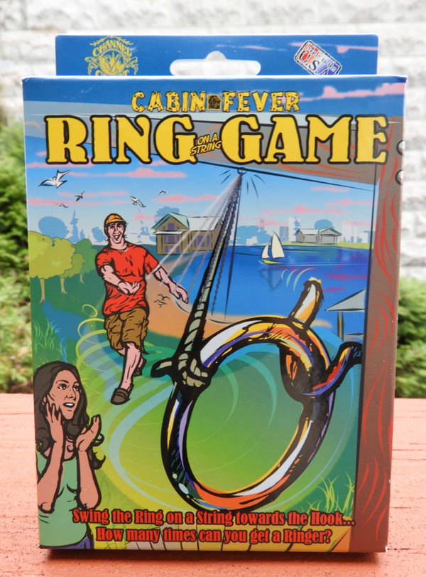 Ring On A String Game - Outdoor Version Kit