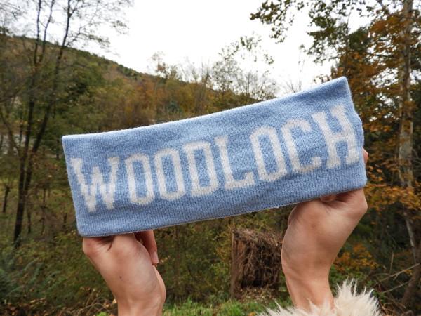 Woodloch Headband - Blue
