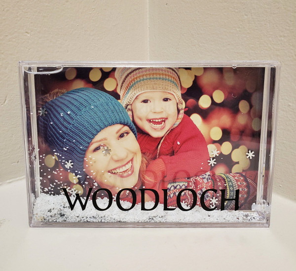 Woodloch Magical Snow Picture Frame