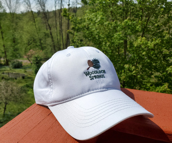 Woodloch Springs Logo Baseball Hat