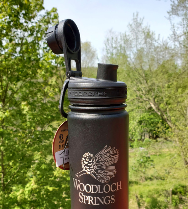 Woodloch Springs Tempercraft 22oz. Sports Bottle