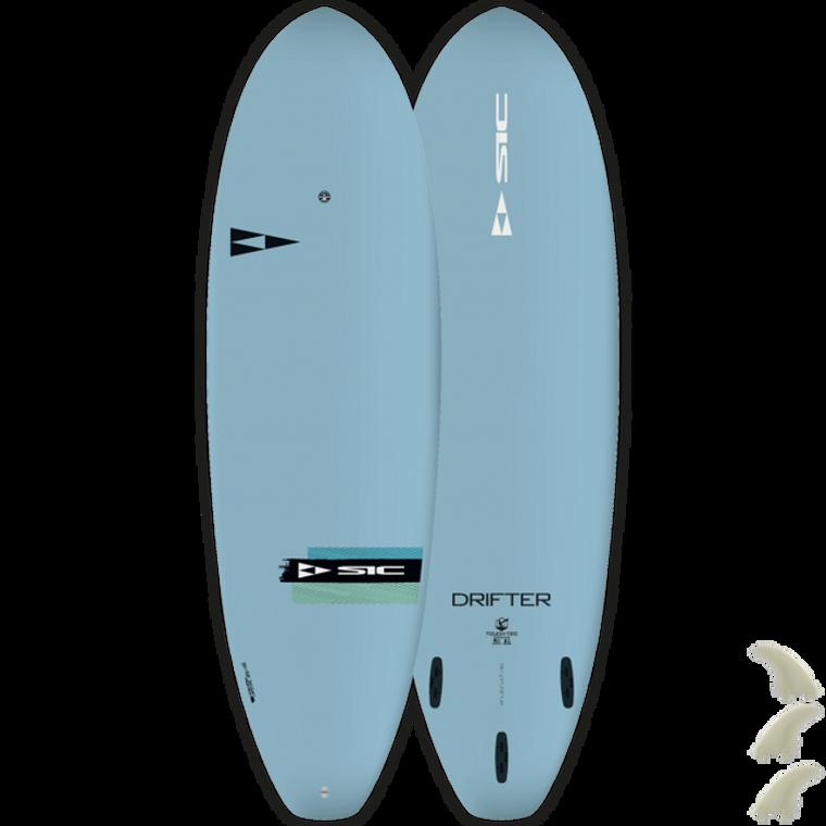 """SIC Drifter 6'6"""" TT Surfboard"""