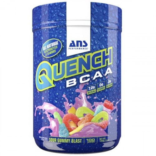 ANS Performance Quench BCAA 100 Serves