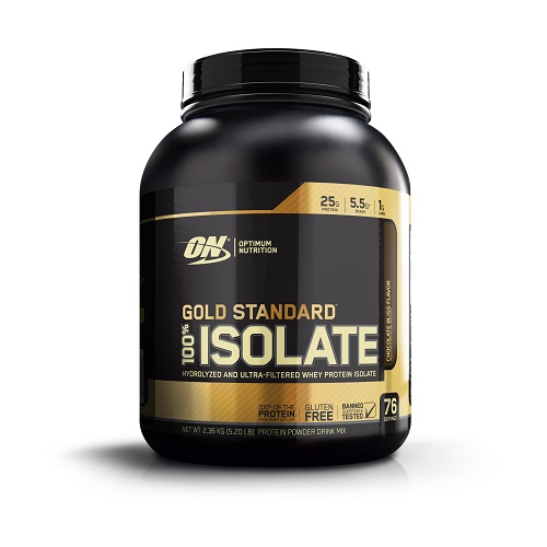 Optimum Nutrition Gold Standard 100% Whey Isolate
