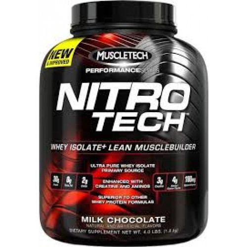 Muscletech Nitro-Tech 4Lb
