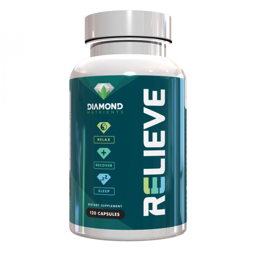 Diamond Nutrients Relieve Sleep Formula 120cap