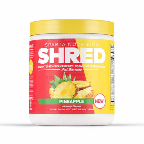 Sparta Nutrition Shred 40 Scoop