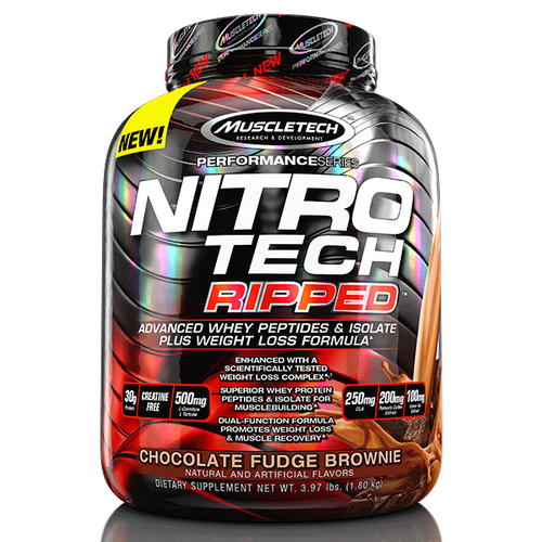 Muscletech Nitro-Tech Ripped