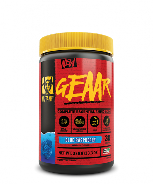 Mutant GEAAR BCAA + EAA 30 Serve