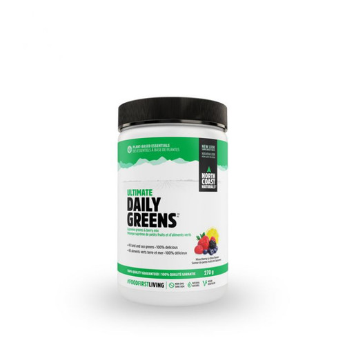 North Coast Naturals Ultimate Daily Greens 270g