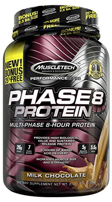 Phase-8 Protein 2lb