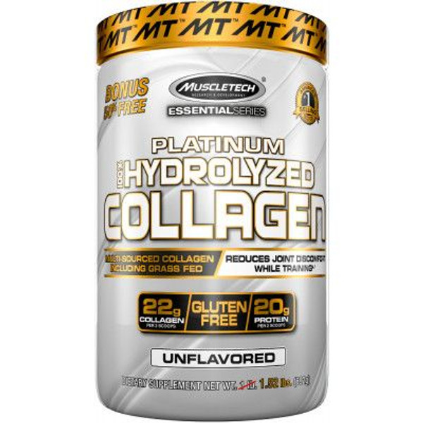 Muscletech Platinum 100% Hydrolyzed Collagen